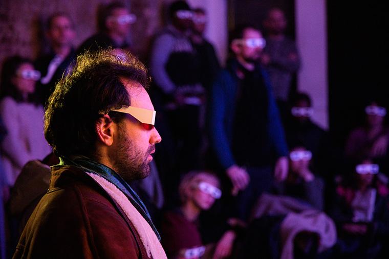 Performance by Doron Sadja at SPEKTRUM